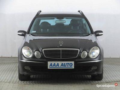 używany Mercedes E320 ECDI