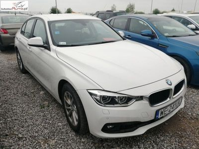 gebraucht BMW 318 1.5dm3 136KM 2018r. 12 345km ABS