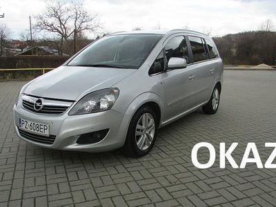 gebraucht Opel Zafira 1.7dm3 110KM 2011r. 117 000km 1.7Cdti 7-osob Lift ladny stan Zadbany okazja ew.zamiana