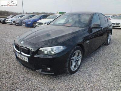używany BMW 520 2dm3 190KM 2016r. 57 836km ABS