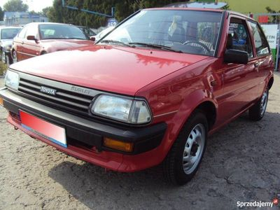 używany Toyota Starlet 70000km-jak nowy