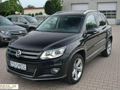 używany VW Tiguan 2dm 150KM 2015r. 134 000km