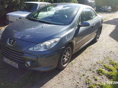 używany Peugeot 307 CC 2.0 HDI