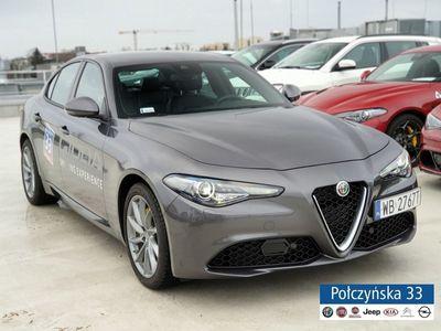 używany Alfa Romeo Giulia 2dm 200KM 2019r. 4 500km