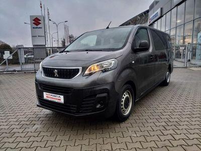 używany Peugeot Expert II TRAVELLER LONG SS 1.6 HDI 115 KM, 9 os., polski salon, I właściciel,