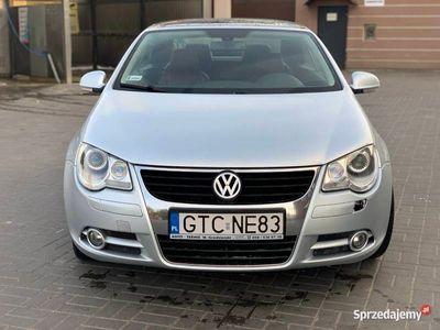 używany VW Eos ATRAKCYJNY WYGLĄD, NISKIE SPALANIE !!!