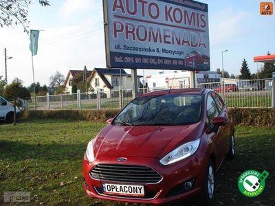 używany Ford Fiesta 1dm 80KM 2016r. 52 000km