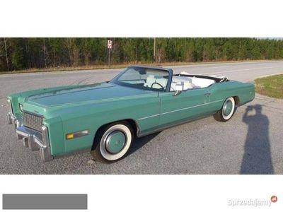 używany Cadillac Eldorado