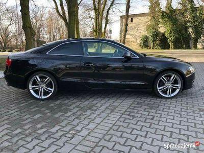 używany Audi A5 2.7TDI V6 190KM S-line Xenon LED Skóry