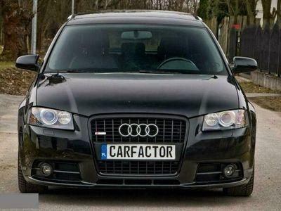 używany Audi A3 2dm 170KM 2006r. 195 800km