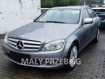 używany Mercedes C200 1.8dm 156KM 2007r. 150 000km