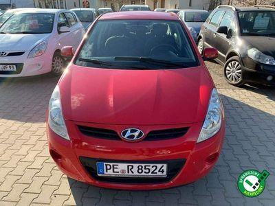 używany Hyundai i20 1.2dm 77KM 2010r. 147 500km