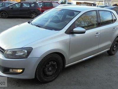 używany VW Polo V 1,2-12v z Klimą Przeb;97 Tyś km, Odolanów