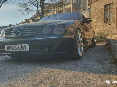 używany Mercedes CL500 lorinser f01