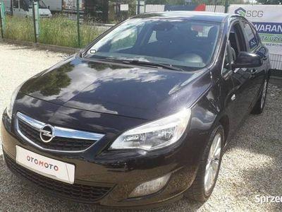 używany Opel Astra tempomat niski przebieg klima gwarancja w cenie auta IV (2010-)