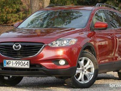 używany Mazda CX-9
