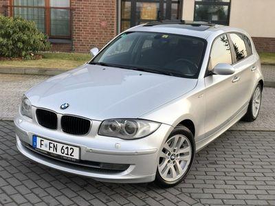 używany BMW 120 2dm 177KM 2007r. 240 050km