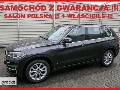 używany BMW X5 III (F15) X DRIVE + Automat + Salon PL + 1 Wł + 100% Serwis !!!