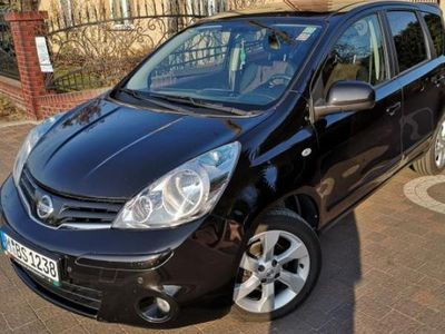 brugt Nissan Note 1.4dm3 90KM 2009r. 110 000km Lift***1.4Benzyna***