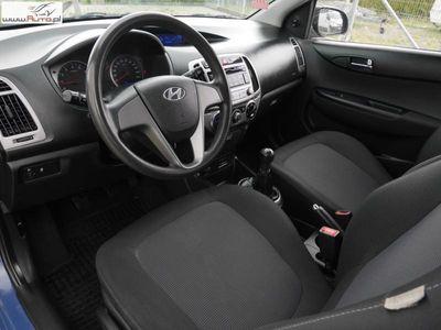 brugt Hyundai i20 1.2dm3 84KM 2014r. 159 000km