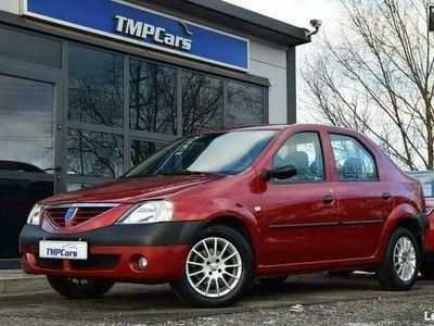 używany Dacia Logan 1.4dm 75KM 2008r. 100 100km