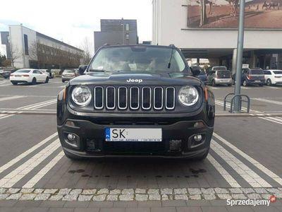 używany Jeep Renegade 2017r. - 42850km - VAT 23%