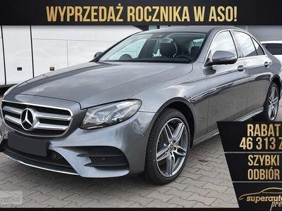 używany Mercedes 200 Klasa E W213 2.04MATIC (184KM) | AMG + Advantage + MULTIBEAM | Wyprzedaż 201, Chorzów