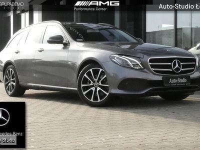 używany Mercedes 220 Klasa E W213 220d 4M Estate Avantgarde KeylessGo Kamera360 AmbientPremium