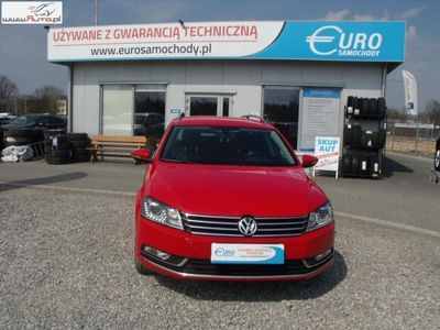 used VW Passat 2dm3 177KM 2013r. 158 000km Start/Stop Automat 4x4
