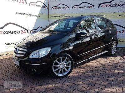 używany Mercedes 200 Klasa B W245Bezwypadek-Gwarancja-Panoramadach-Navi-Xenon-Zarejstrowana