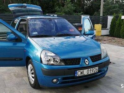 używany Renault Clio 1.5dci 2003