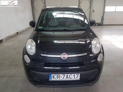 gebraucht Fiat 500L Inny 1.4dm3 95KM 2017r. 12 167km1.4 16V Pop Star