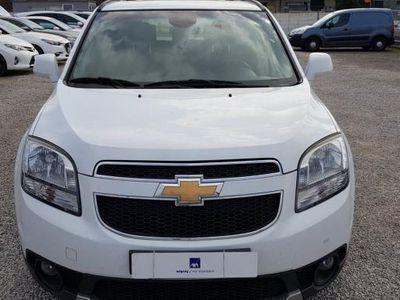 używany Chevrolet Orlando 2dm3 130KM 2012r. 218 415km 2012r 2.0 CDTI 130km 7 osobowy