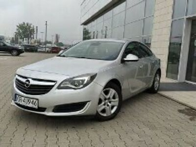 używany Opel Insignia Country Tourer I 2.0CDTI 170KM Liftback EDITION A/T Salon Polska, I właściciel, FV23%