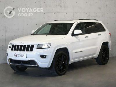 używany Jeep Grand Cherokee 3dm 250KM 2015r. 154 070km
