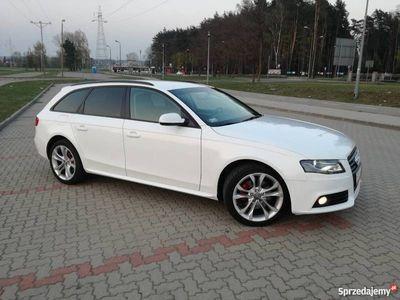 używany Audi A4 b8 1.8Tfsi Manual bardzo ładna koła zimowe naalusach