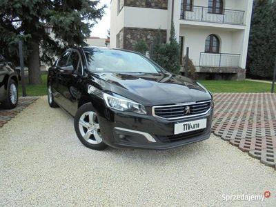używany Peugeot 508 1.6THP 165KM NAWIGACJA Kamera Salon BEZWYPADKOWY Cena netto +VAT23%, Warszawa
