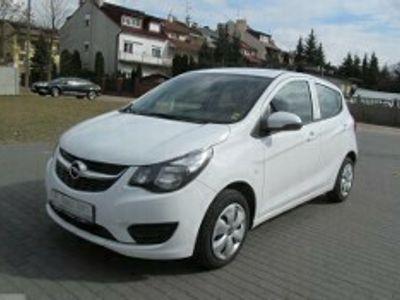 używany Opel Karl I 1,0 75 kM Salon Polska, F-VAT, rejestracja 2017