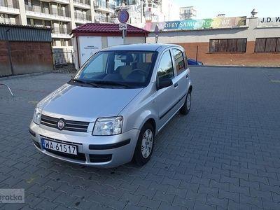używany Fiat Panda 1.2dm 60KM 2009r. 129 000km