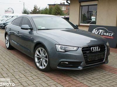 używany Audi A5 I (8T) 2.0 tsi Quattro S-line Zarejestrowany