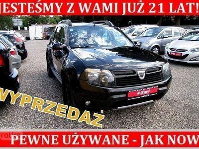 używany Dacia Duster I Bezwypadkowy Zakupiona w Polskim I Własciciel Wersja Kompas