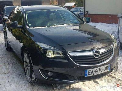 używany Opel Insignia wersja COSMO