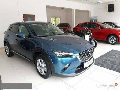 używany Mazda CX-3 CX-3Sky ENERGY 2019, tylko 6651 km GWARANCJA