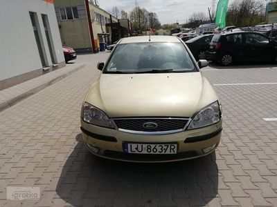 used Ford Mondeo III 2007r 2.0 TDCI 115 KM Możliwa Zamiana