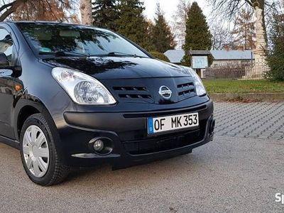 używany Nissan Pixo 2010 R 1.0 Benzyna Klima Niemcy ZAMIANA.Raty