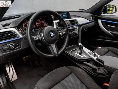 brugt BMW 318 seria 3 1.5dm3 136KM 2018r. 24 800km i Touring | Model M Sport | relingi | tempomat |