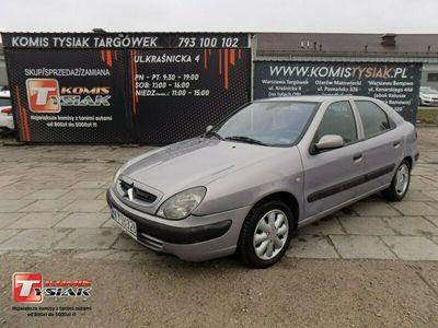 używany Citroën Xsara !!!Targówek!!! 1.6 Benzyna, 2002 rok produkcji! KOMIS TYSIAK II (2001-2004)