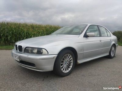 używany BMW 530 E39 d, manual, lift, sedan