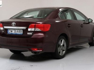 gebraucht Toyota Avensis 1.8dm3 147KM 2015r. 108 697km DW3A448 # Premium # Serwisowany # 147 KM #