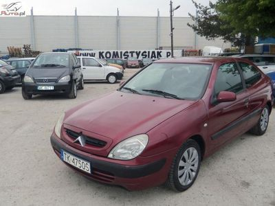 gebraucht Citroën Xsara 1.4dm 75KM 2000r. 161 000km
